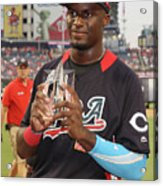 Siriusxm All-star Futures Game Acrylic Print