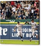 St. Louis Cardinals  V Detroit Tigers 3 Acrylic Print