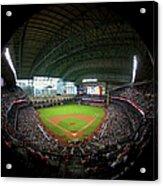 Texas Rangers V Houston Astros Acrylic Print