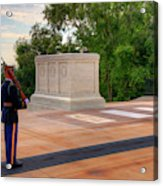 Tomb Of The Unknown Soldier Acrylic Print