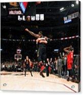 Toronto Raptors V Cleveland Cavaliers - Acrylic Print