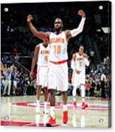 Washington Wizards V Atlanta Hawks - Acrylic Print