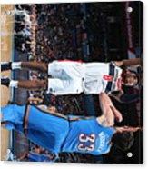 Washington Wizards V Oklahoma City Acrylic Print