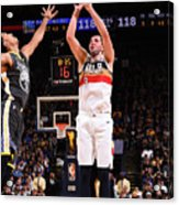 New Orleans Pelicans V Golden State Acrylic Print