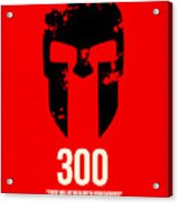 300 Acrylic Print