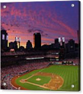 Arizona Diamondbacks V St. Louis Acrylic Print