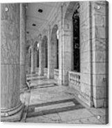 Arlington National Cemetery Memorial Amphitheater Acrylic Print