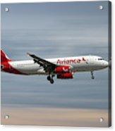 Avianca Airbus A320-233 Acrylic Print