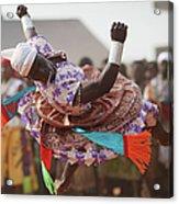 Benins Mysterious Voodoo Religion Is Acrylic Print