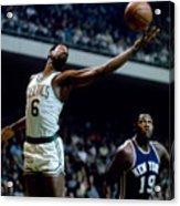 Boston Celtics - Bill Russell Acrylic Print