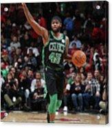 Boston Celtics V Chicago Bulls Acrylic Print