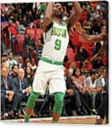 Boston Celtics V Miami Heat Acrylic Print