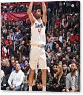 Houston Rockets V La Clippers Acrylic Print