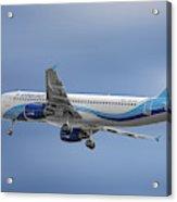 Interjet Airbus A320-214 Acrylic Print
