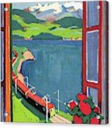Lake Geneva Acrylic Print