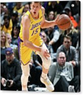 Los Angeles Lakers V Minnesota Acrylic Print