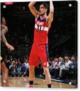 Los Angeles Lakers V Washington Wizards Acrylic Print