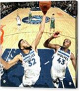 Milwaukee Bucks V Minnesota Timberwolves Acrylic Print