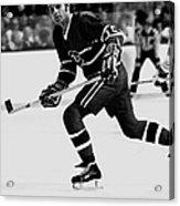 Montreal Canadiens  V Boston Bruins Acrylic Print