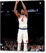 Orlando Magic V New York Knicks Acrylic Print