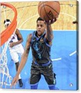 Philadelphia 76ers V Dallas Mavericks Acrylic Print