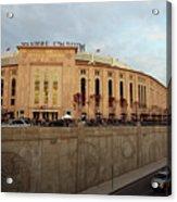 Philadelphia Phillies V New York Acrylic Print