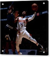 Phoenix Suns V Denver Nuggets Acrylic Print