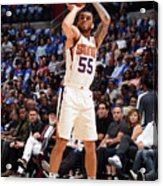 Phoenix Suns V Los Angeles Clippers Acrylic Print