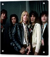 Photo Of Tom Petty & The Heartbreakers Acrylic Print