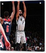 San Antonio Spurs V Washington Wizards Acrylic Print