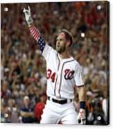T-mobile Home Run Derby 4 Acrylic Print