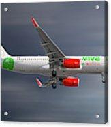 Vivaaerobus Airbus A320-232 Acrylic Print
