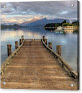Wanaka - New Zealand Acrylic Print