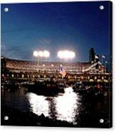 World Series - Kansas City Royals V San Acrylic Print