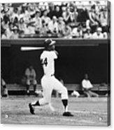 National Baseball Hall Of Fame Library 43 Acrylic Print