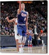 Phoenix Suns V Sacramento Kings Acrylic Print
