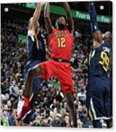 Atlanta Hawks V Utah Jazz Acrylic Print
