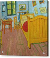 Bedroom In Arles Acrylic Print