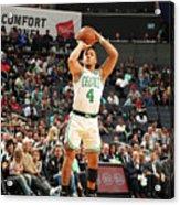 Boston Celtics V Charlotte Hornets Acrylic Print