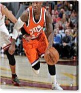 Chicago Bulls V Cleveland Cavaliers Acrylic Print