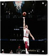 Cleveland Cavaliers V Brooklyn Nets Acrylic Print