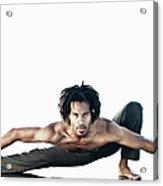 Dance Studio Acrylic Print