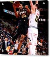 Denver Nuggets V Phoenix Suns Acrylic Print