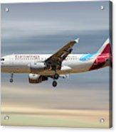 Eurowings Airbus A319-112 Acrylic Print