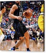 Golden State Warriors V Orlando Magic Acrylic Print