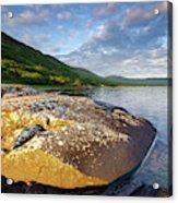 Loch Na Keal Acrylic Print