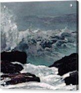 Maine Coast  Acrylic Print