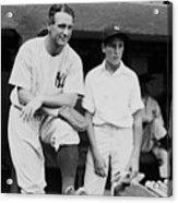 New York Yankees 5 Acrylic Print