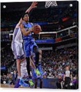 Orlando Magic V Sacramento Kings Acrylic Print