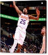 San Antonio Spurs V Phoenix Suns Acrylic Print
